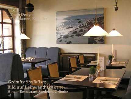 Hotel Restaurant See Deich Gromitz
